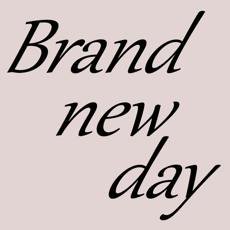 2019.1.15 19th配信シングル「Brand new day」