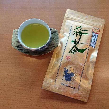 手摘み新茶【霧島茶】30g
