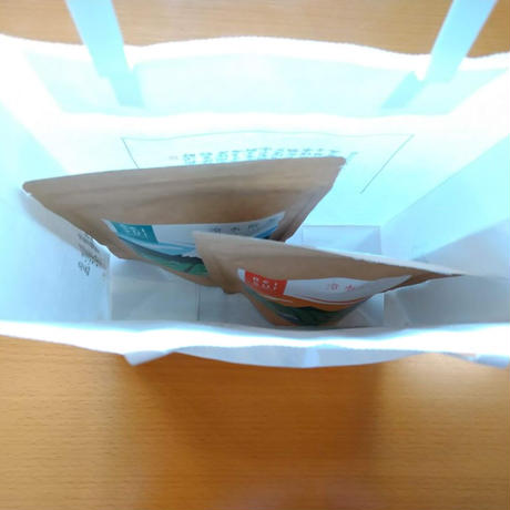 手提げ紙袋(小)×5枚