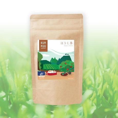 [KUNPUU] ほうじ茶 2g × 18個