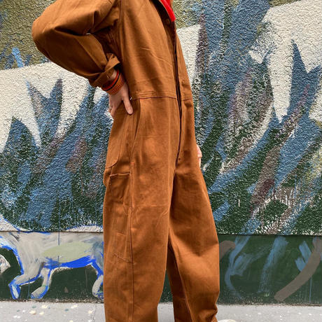NOS 50's〜60's British  Land Army Overall