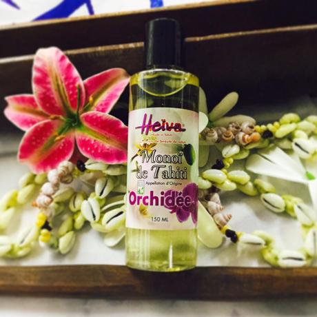 タヒチ産モノイオイル「オーキッドの香り」