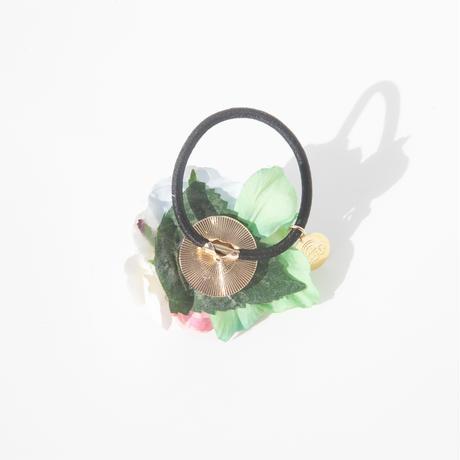 Garden bear × CHACO パステルヘアゴム