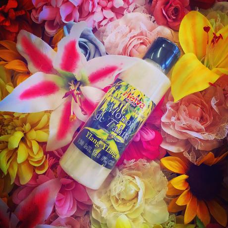 タヒチ産モノイオイル「イランイランの香り」