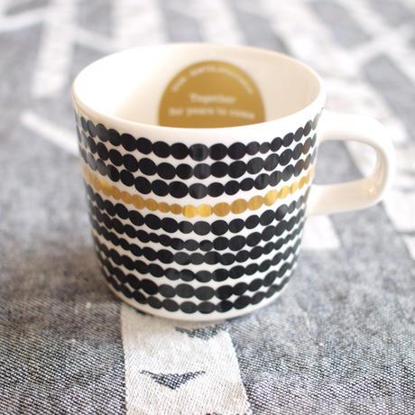 marimekko oiva 10th Anniversary 「Siirtolapuutarha コーヒーカップ 」新品