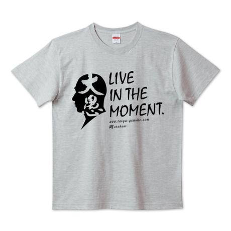 大愚Tシャツ2017《MOHA》グレー