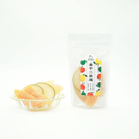 泰平三果選 170g
