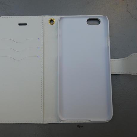 かおす/手帳型iphoneケース