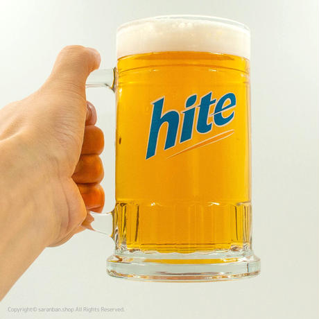 【hite】ジョッキグラス  500ml