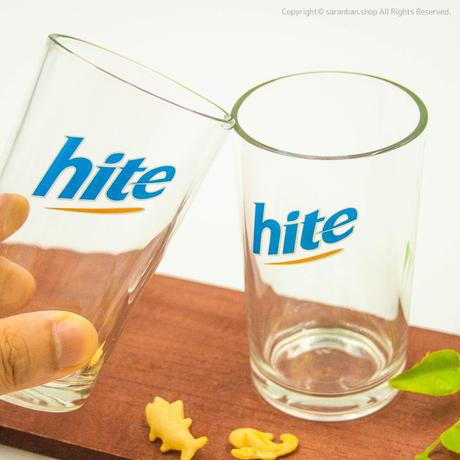【hite】ビアグラス(全5種)