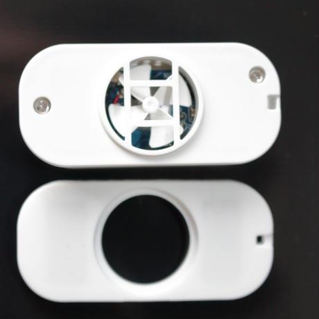 マスク用超小型充電式ファン