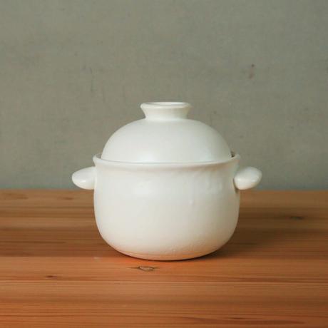 ごはん鍋  1合(白/黒)