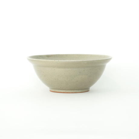 [Luft]Erde Deep Bowl(薄緑/黒)