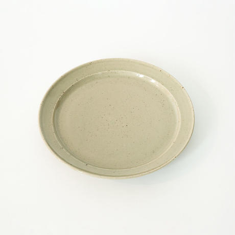 [Luft]Erde Plate Φ210(薄緑/黒)