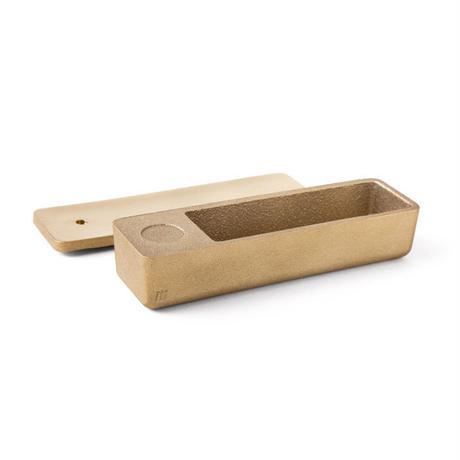 [IKI]箱 | インセンスホルダー 真鍮