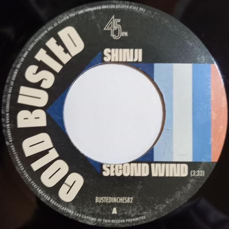 Shinji / Second Wind  (7inch)
