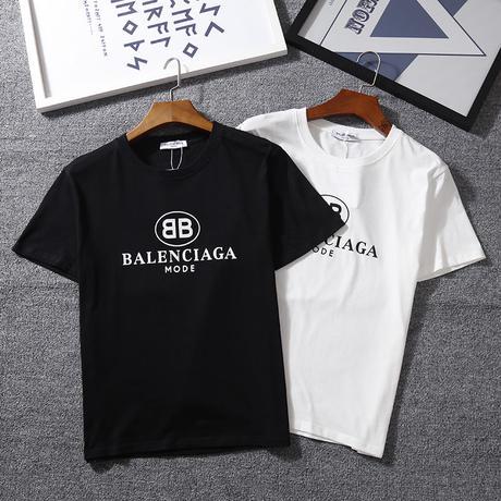 【翌日発送】バレンシアガ    半袖  Tシャツ   男女兼用   taka-532