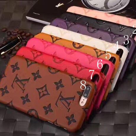 ルイヴィトン   携帯カバー   iPhoneケース   スマホケース   8COLOR   LOUIS VUITTON