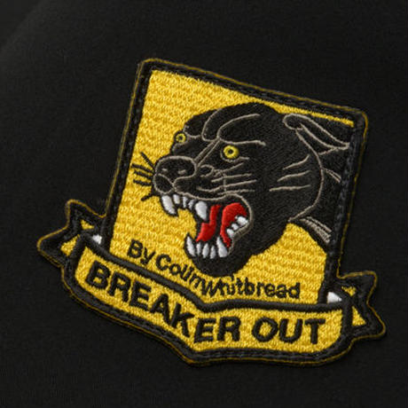 BREAKER OUT  Value PANTHERA  3mmバックジップフルスーツ