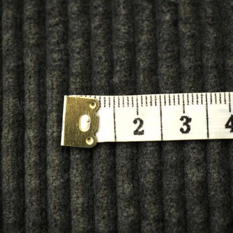 【定番色】 fanageコットン100% 太コーデュロイ4mm畝/10cm   made in japan(1950)