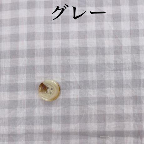 【人気のギンガムチェック】 fanage コットン100% 50番手 ギンガムチェック生地/10cm (1197/1198)