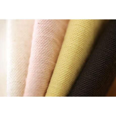 【ボトムにおすすめ 】fanageコットン100% ムラ糸モーリー平織り生地/10cm