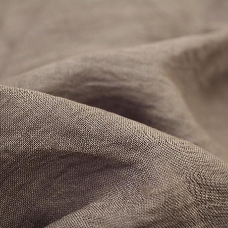 【ふっくらリネン】 fanageリネン100% ボイル生地タンブラー加工/10cm
