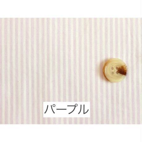 ハケ目ストライプ 50番手(m0017)[10cm単位]
