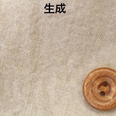【自然なシワ感がおしゃれ】 fanageリネン100% ワッシャー加工生地/10cm (3140f)