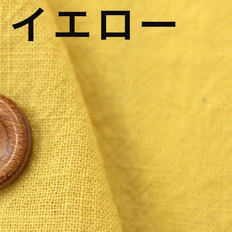 【柔らかく通気性がいい素材】 fanageコットン85%リネン15% 20番手ムラ糸シーチング生地/10cm(2298)