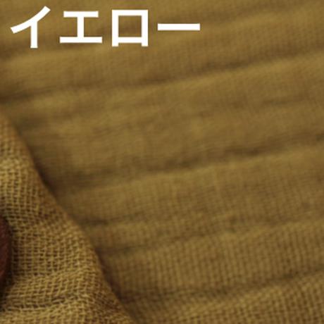 【希少な上質4重ガーゼ 】fanageコットン100% 40番手4重ガーゼ生地/10cm (7001)