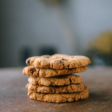 Oat Chocolate Cookie