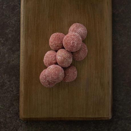 Strawberry Boule de Neige