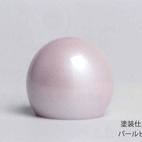 ミニ骨壷 玉型(パールピンク)