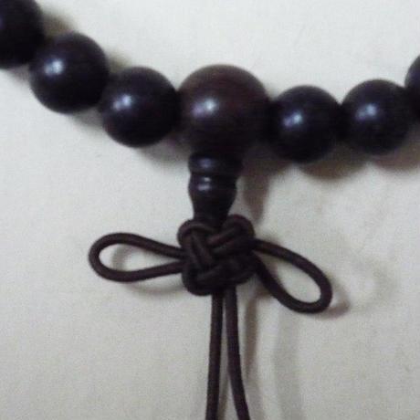 ベトナム産 香木「天然沈香」ネックレス 8mm珠