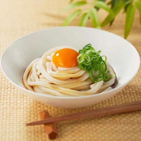 青森ネバリゴシ麺醤油かけうどん 6食入り【ANS-6】