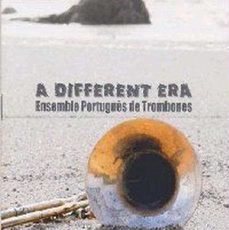 """★item071 エンセンブレ・ポルトゥゲース・デ・トロンボネス CD """"ア・ディフェレント・エラ""""(新たな時代) (2006)"""