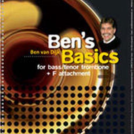 """★item014 ベン・ファン・ダイク """"ベンズ・ベーシックス"""" Ben van Dijk """"Ben's Basics"""""""
