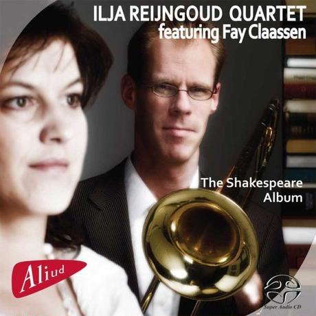 "★item031 イリャ・ラインハウト CD ""シェイクスピア・アルバム"" Ilja Reijngoud CD ""The Shakespear Album"""