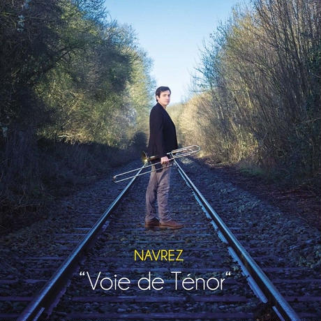 "★item212 「テノールの歌声」""Voie de Ténor"" ジャン・フィリップ・ナヴレズ Jean Philippe Navrez (2015)"