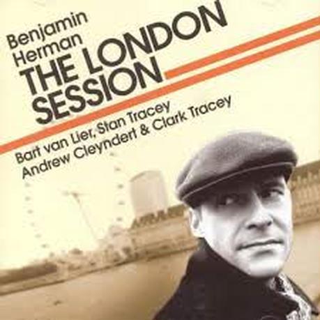 """★item056 ベンジャミン・ヘルマン CD """"ロンドン・セッション"""""""