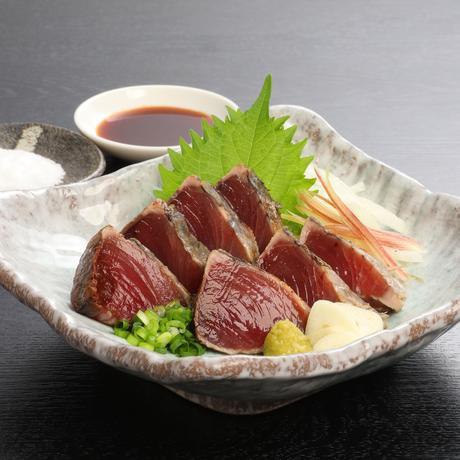 藁焼き鰹たたき 2本入り(塩セット)