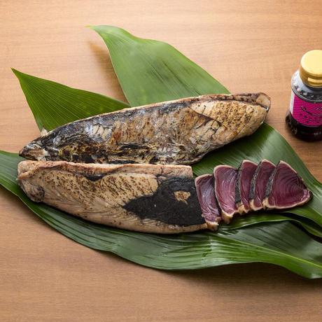 藁焼き鰹たたき 2本入り  (ポン酢タレセット)
