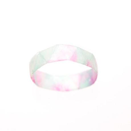 和紙の指輪
