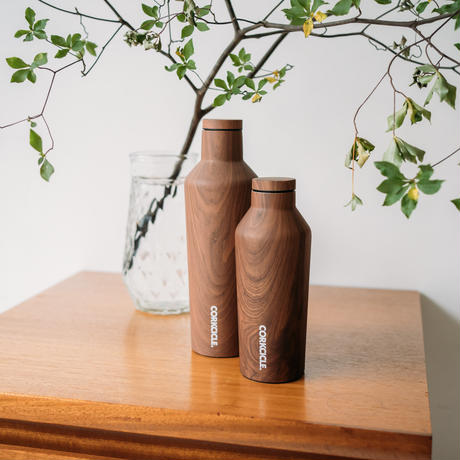 【デザインと機能を両立】スマートに持ち歩ける保冷保温ボトル(小)