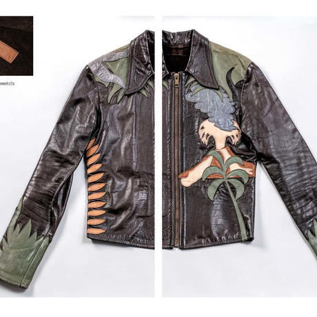 "COLLECTIONS  IN JAPAN No.00  ""ROCK LEATHERS(ロック・レザーズ)"""