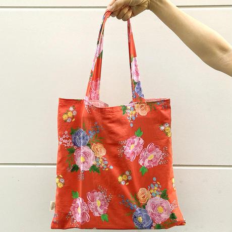 オリジナル台湾花布 バッグ