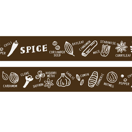 スパイス(SPICE)・マスキングテープ