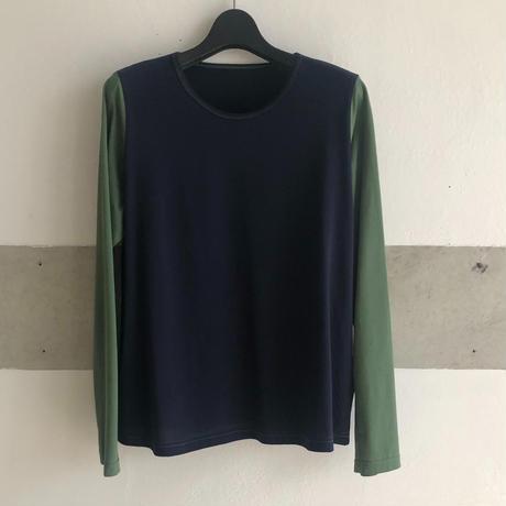 Design T【バイカラーTシャツ102】