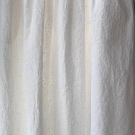 【1点もの】エンブロイダリースカート〔Doll人形〕